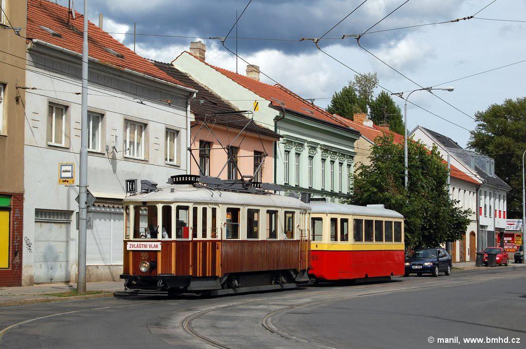 Fotogalerie » KPS Brno vv3.1 263 | KPS Brno + SBEPD mv6.2 99 | Brno | Husovice | Dačického