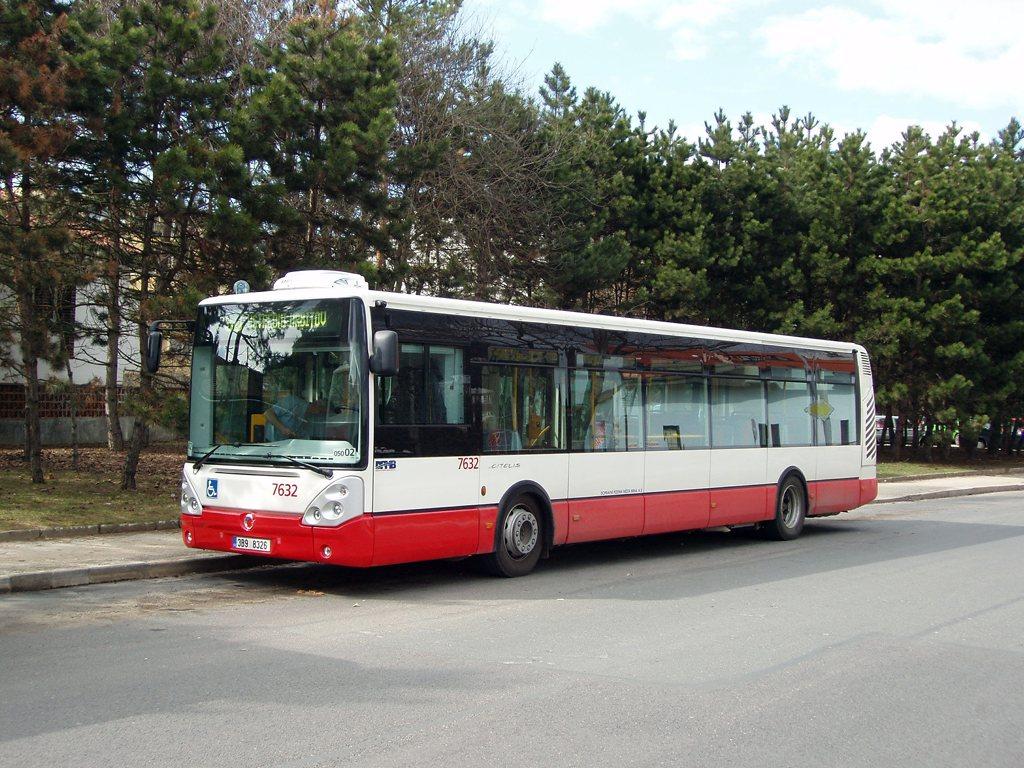 Fotogalerie » Irisbus Citelis 12M 7632 | Brno | Bystrc | náměstí 28. dubna | Zoologická zahrada