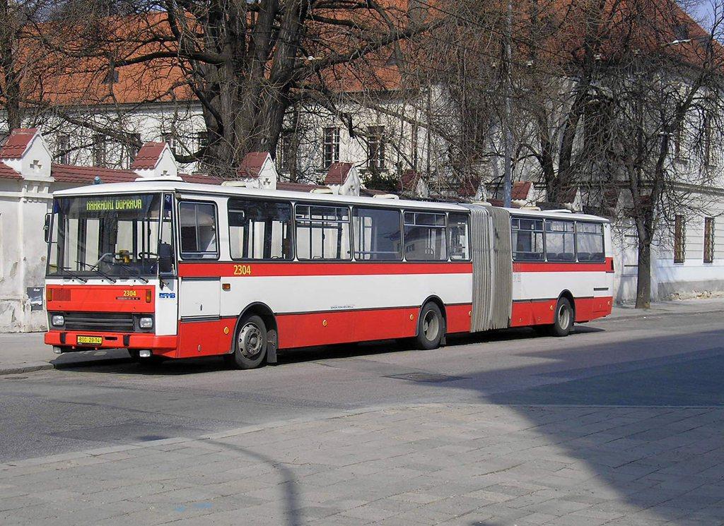 Fotogalerie » Karosa B741.1916 2304 | Brno | Staré Brno | Mendlovo náměstí