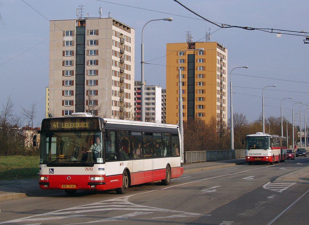 Fotogalerie » Irisbus Citybus 12M 2071.20 7610 | Brno | Medlánky | Kuřimská