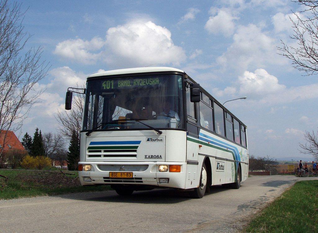 Fotogalerie » Karosa C935E BSE 81-83 | Lesní Hluboké