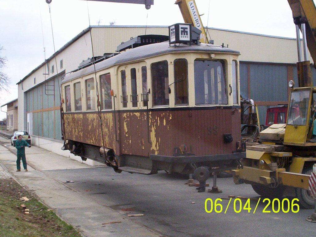 Fotogalerie » KPS Brno + SBEPD mv6.2 99 | Brno | Líšeň | TMB Líšeň