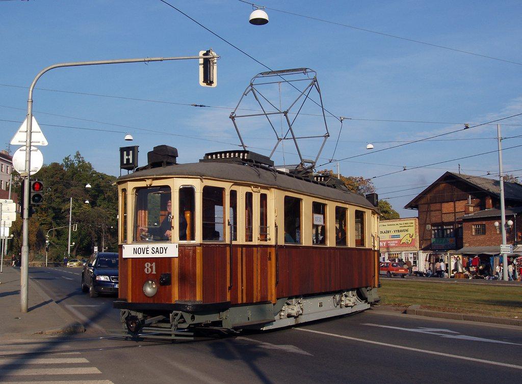 Fotogalerie » KPS Brno mv6.1 81 | Brno | střed | Nové sady