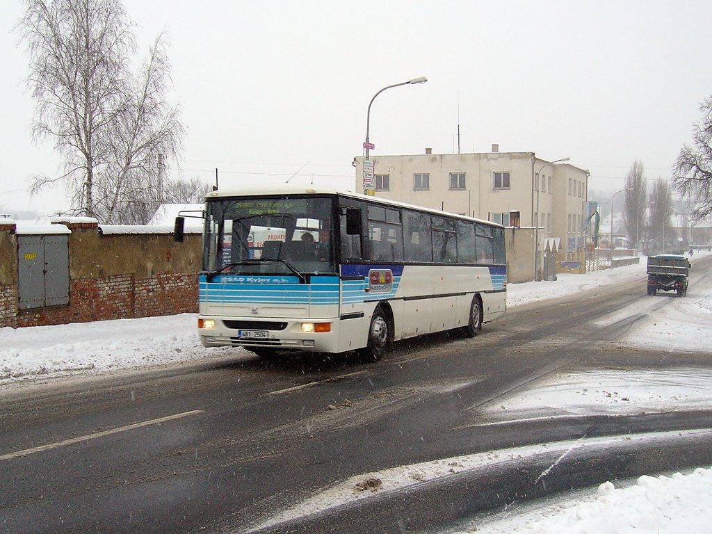 Fotogalerie » Karosa C954E.1360 4B1 2504 | Slavkov u Brna | Čs. armády