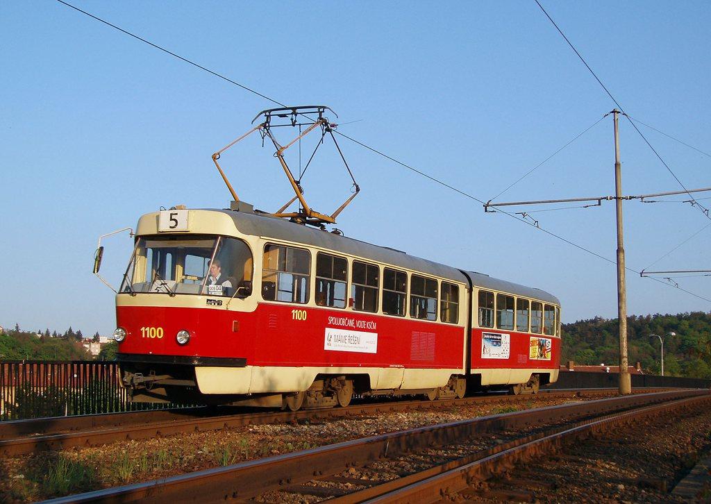 Fotogalerie » ČKD Tatra K2 1100 | Brno | Žabovřesky