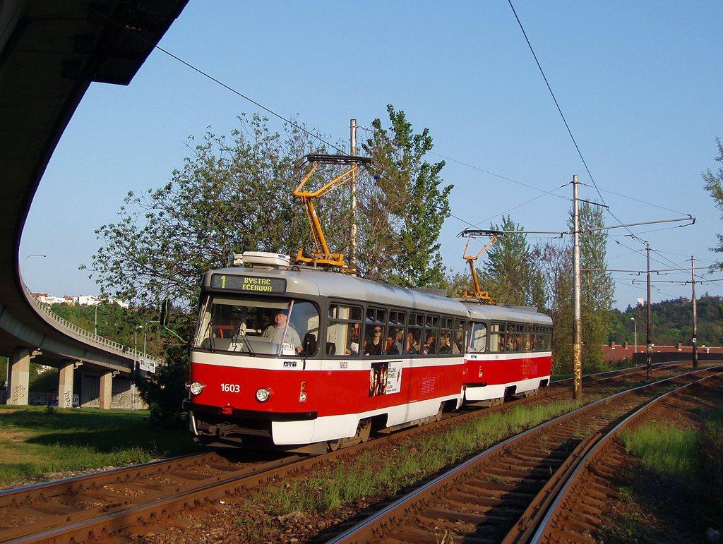 Fotogalerie » Pragoimex T3R.PV 1603 | Pragoimex T3R.PV 1561 | Brno | Žabovřesky