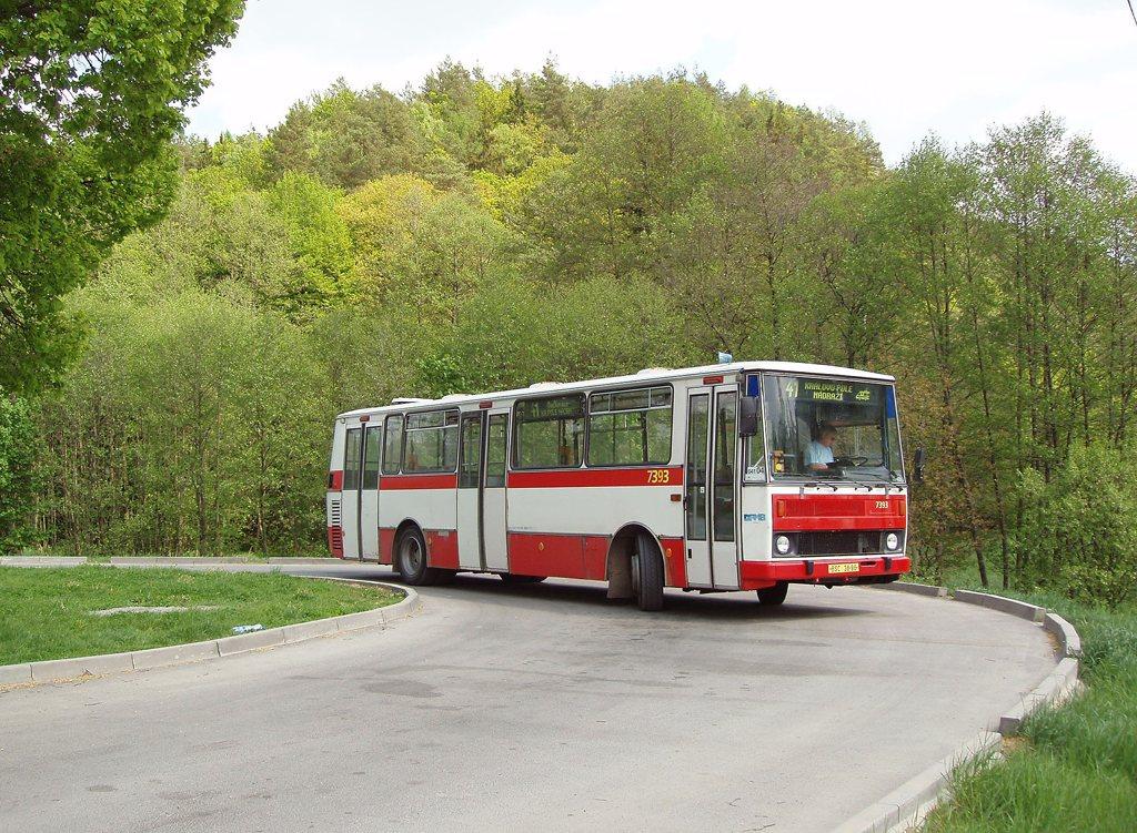 Fotogalerie » Karosa B732.1654.3 7393 | Lelekovice