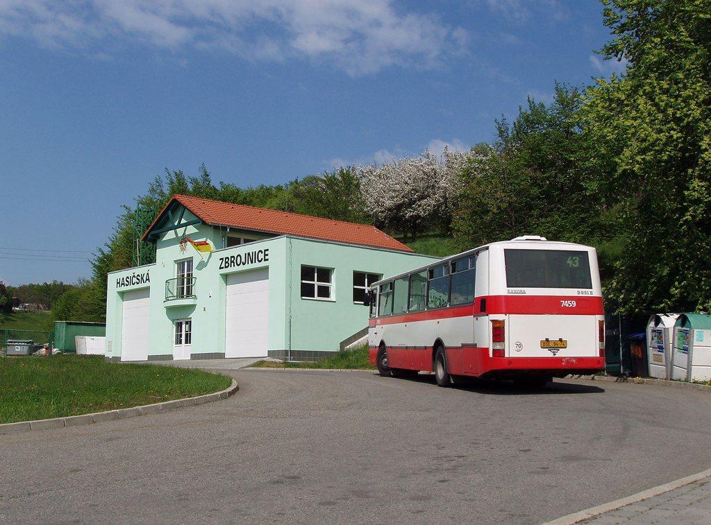 Fotogalerie » Karosa B931E.1707 7459 | Vranov