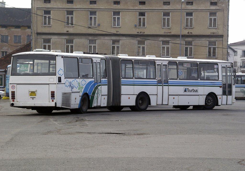 Fotogalerie » Karosa C744 BSB 45-73 | Brno | střed | Zvonařka