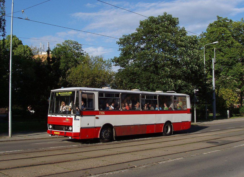 Fotogalerie » Karosa B732.1654.3 7396 | Brno | Žabovřesky | Jana Babáka