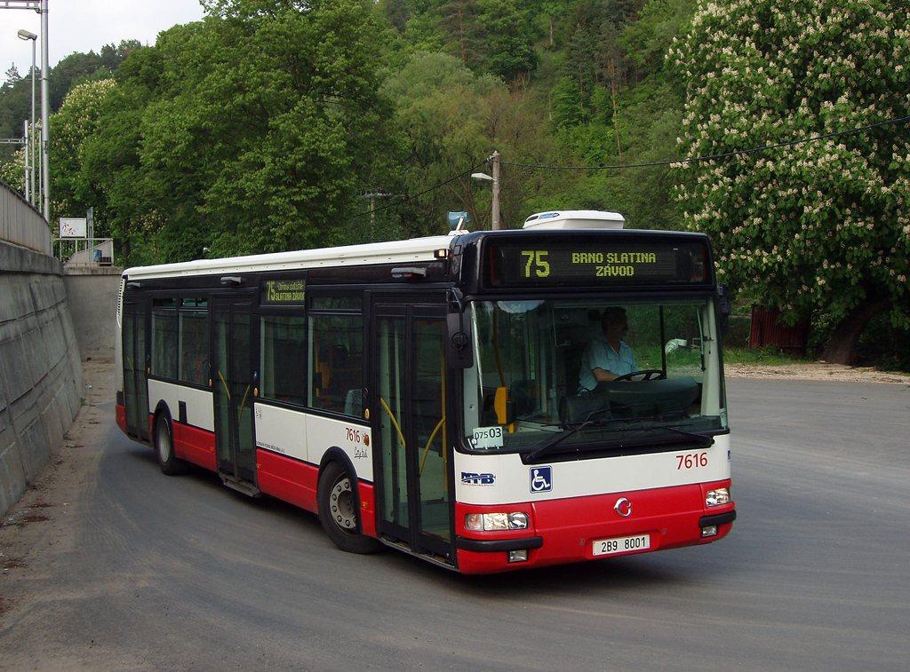 Fotogalerie » Irisbus Citybus 12M 2071.40 7616 | Bílovice nad Svitavou