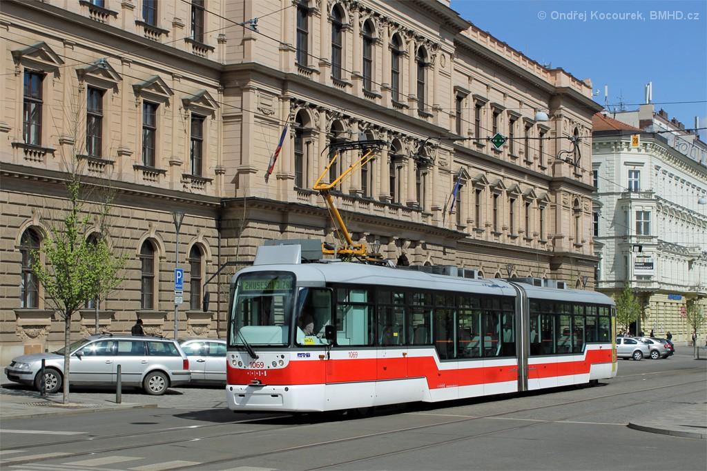 Fotogalerie » Pragoimex VarioLF2R.E 1069 | Brno | střed | Joštova