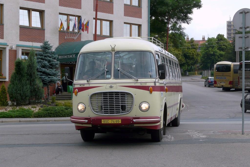 Fotogalerie » Škoda 706 RTO LUX BSC 74-95 | Blansko | Nádražní