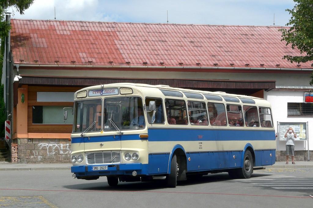 Fotogalerie » Karosa ŠL11-1310 3M0 2627 | Kuřim | Nádražní | Kuřim, železniční stanice