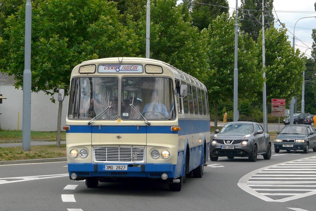 Fotogalerie » Karosa ŠL11-1310 3M0 2627 | Brno | Bystrc | náměstí 28. dubna