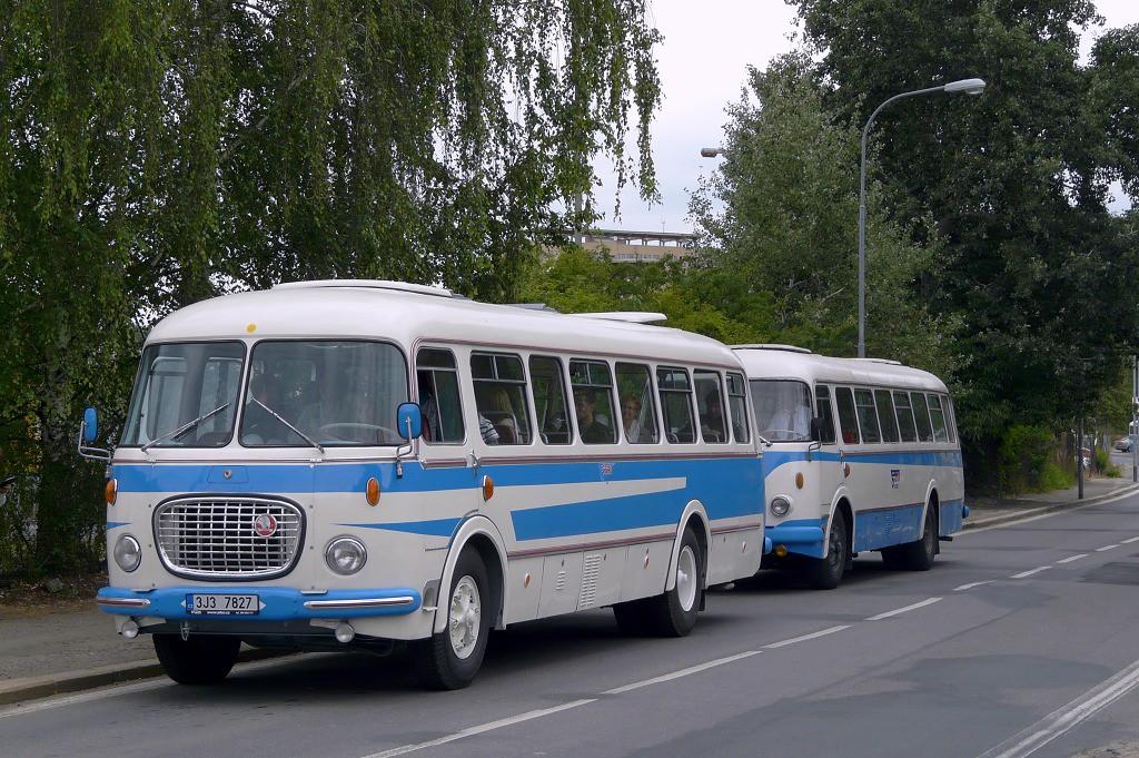 Fotogalerie » Škoda 706 RTO CAR 3J3 7827 | Jelcz 041 3L3 7997 | Brno | Maloměřice | Kulkova