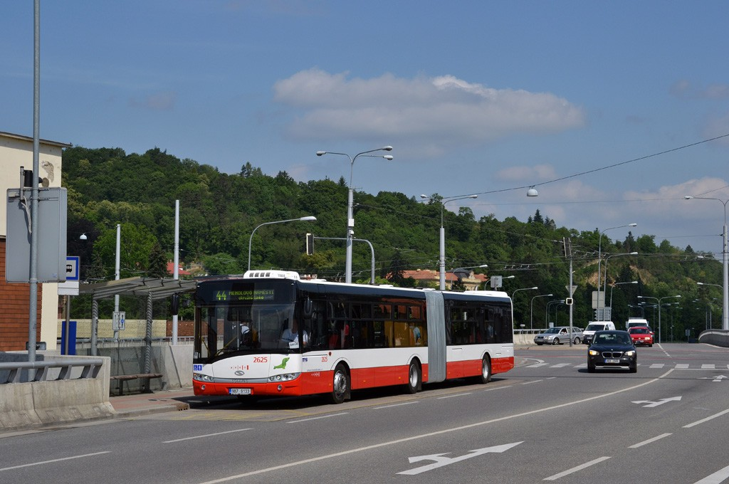 Fotogalerie » Solaris Urbino 18 III 9B7 9133 2625 | Brno | Pisárky | Bauerova | Pisárky
