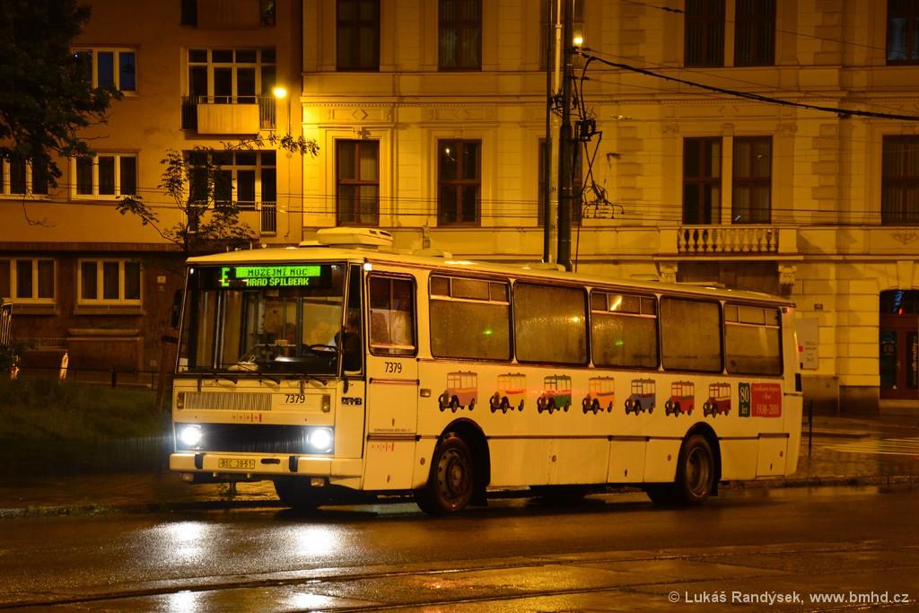 Fotogalerie » Karosa B732.1654.3 BSC 39-51 7379 | Brno | střed | Moravské náměstí