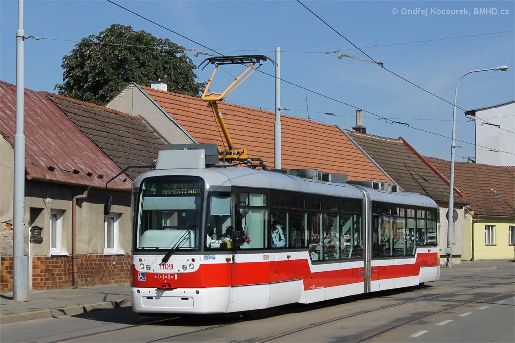 Fotogalerie » Pragoimex VarioLF2R.E 1109 | Brno | Maloměřice | Selská