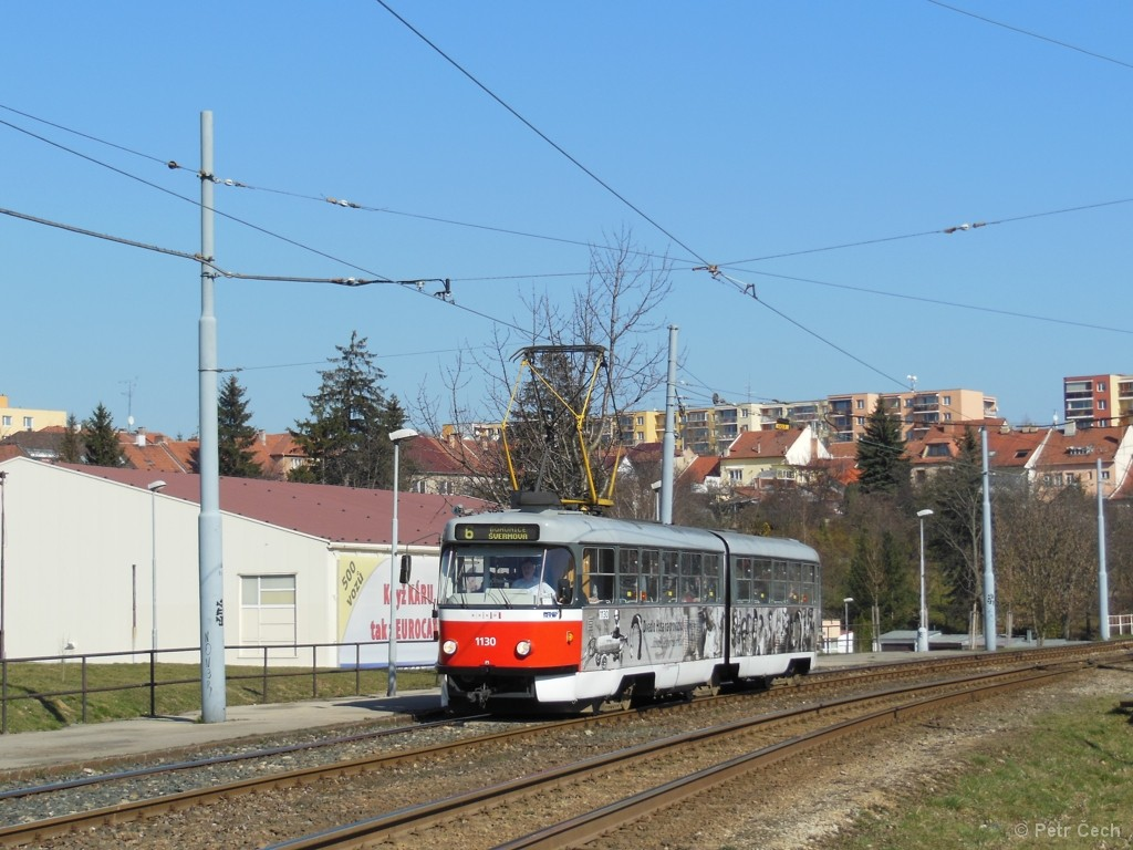 Fotogalerie » ČKD Tatra K2 1130 | Brno | Bohunice