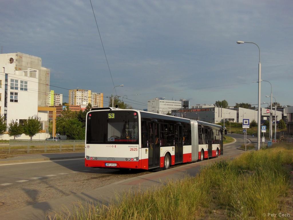 Fotogalerie » Solaris Urbino 18 III 9B7 9133 2625 | Brno | Medlánky | Purkyňova | Technologický park