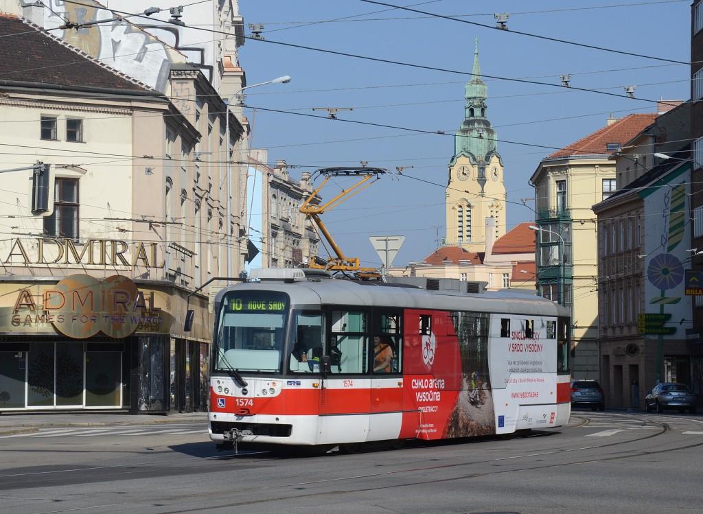 Fotogalerie » Pragoimex VarioLFR.E 1574 | Brno | Trnitá | Křenová