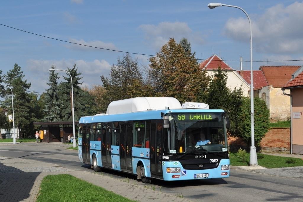 Fotogalerie » SOR NBG 12 9B7 9165 7002 | Brno | Chrlice | U Zbrojnice | Chrlické náměstí