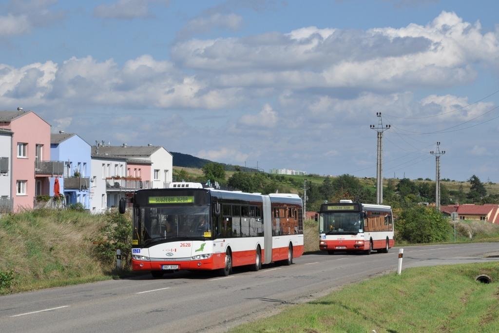 Fotogalerie » Solaris Urbino 18 III 9B7 9137 2628 | Irisbus Citybus 12M 2071.40 2B9 8002 7617 | Popůvky | Vintrovna