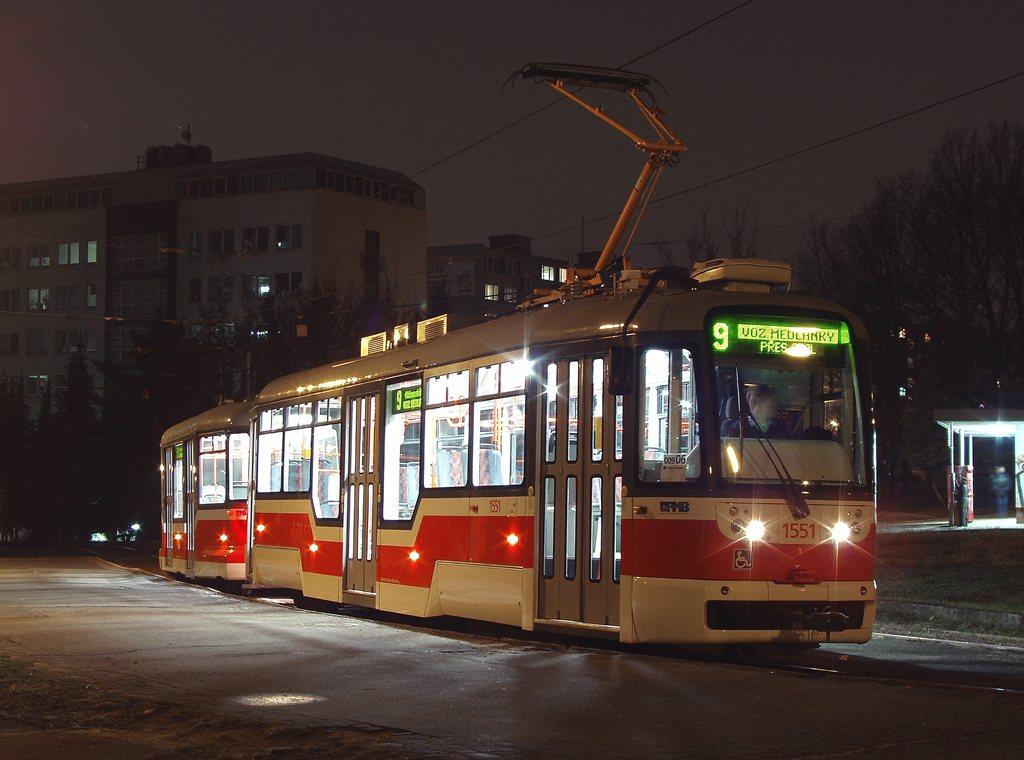 Fotogalerie » Pragoimex VarioLFR.E 1551 | Pragoimex VV60LF 1303 | Brno | Lesná | Čertova rokle