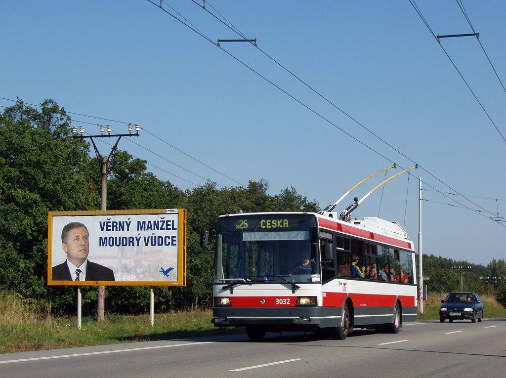 Fotogalerie » Škoda 21Tr 3032 | Brno | Kohoutovice | Chironova