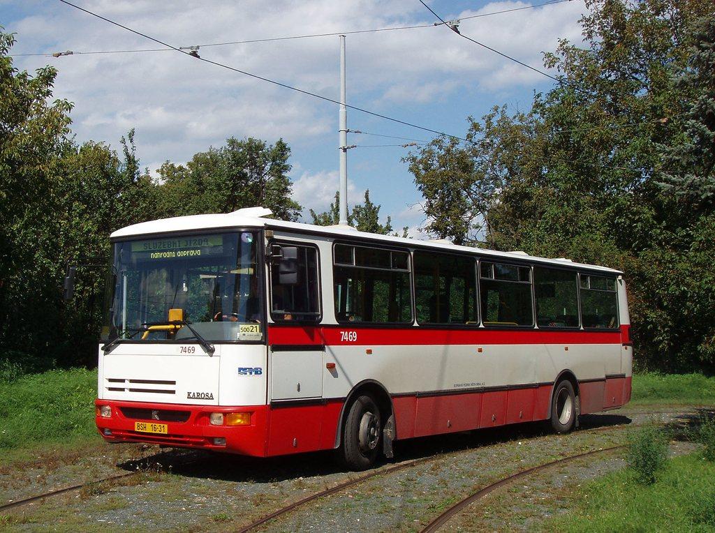 Fotogalerie » Karosa B931E.1707 7469 | Brno | Královo Pole | Purkyňova | Červinkova