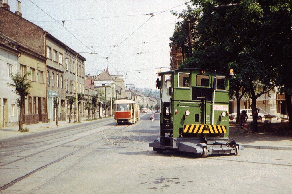 Fotogalerie » ? T200 T200.002 | Brno | Husovice | Nováčkova