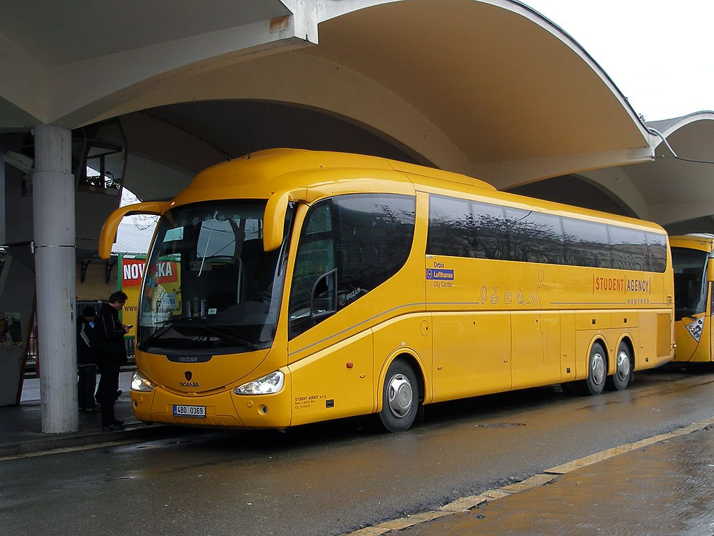 Fotogalerie » Scania Irizar Scania Irizar PB 4B0 0369 | Brno | střed | Benešova