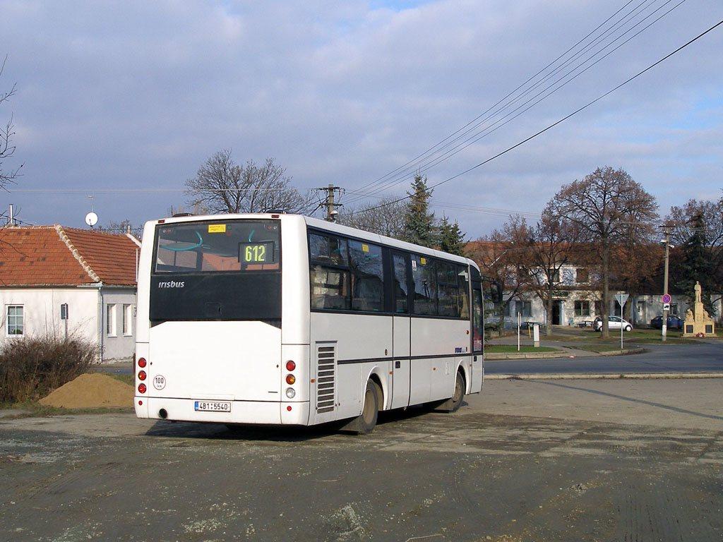 Fotogalerie » Irisbus Midway 9.7M 4B1 5540 | Těšany