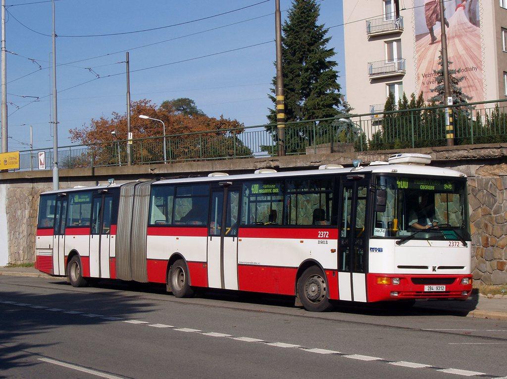 Fotogalerie » Karosa B961E.1970 2372 | Brno | Staré Brno | Veletržní