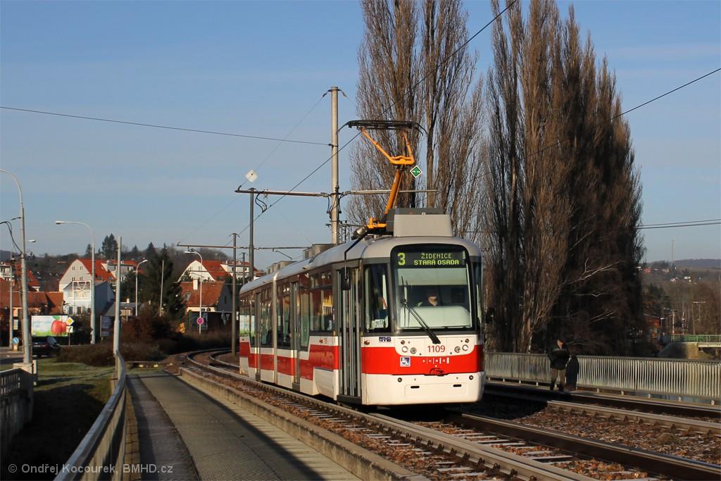 Fotogalerie » Pragoimex VarioLF2R.E 1109 | Brno | Bystrc | Kníničská