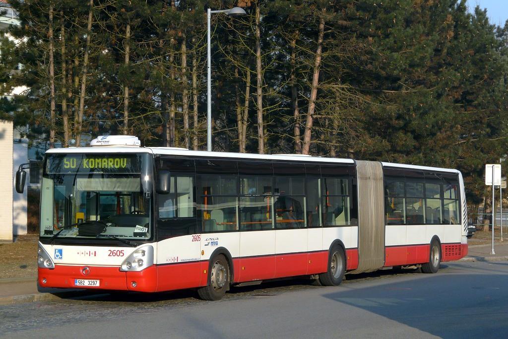 Fotogalerie » Irisbus Citelis 18M 5B2 3297 2605 | Brno | Bystrc | náměstí 28. dubna | Zoologická zahrada