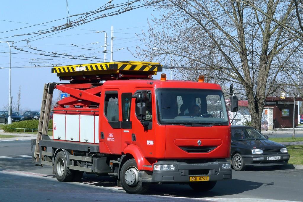 Fotogalerie » Renault Renault M210 VNP BSH 07-73 5315 | Brno | Vinohrady | Pálavské náměstí