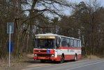 Dny provozu Karosy B732 5318 se pomalu naplňují