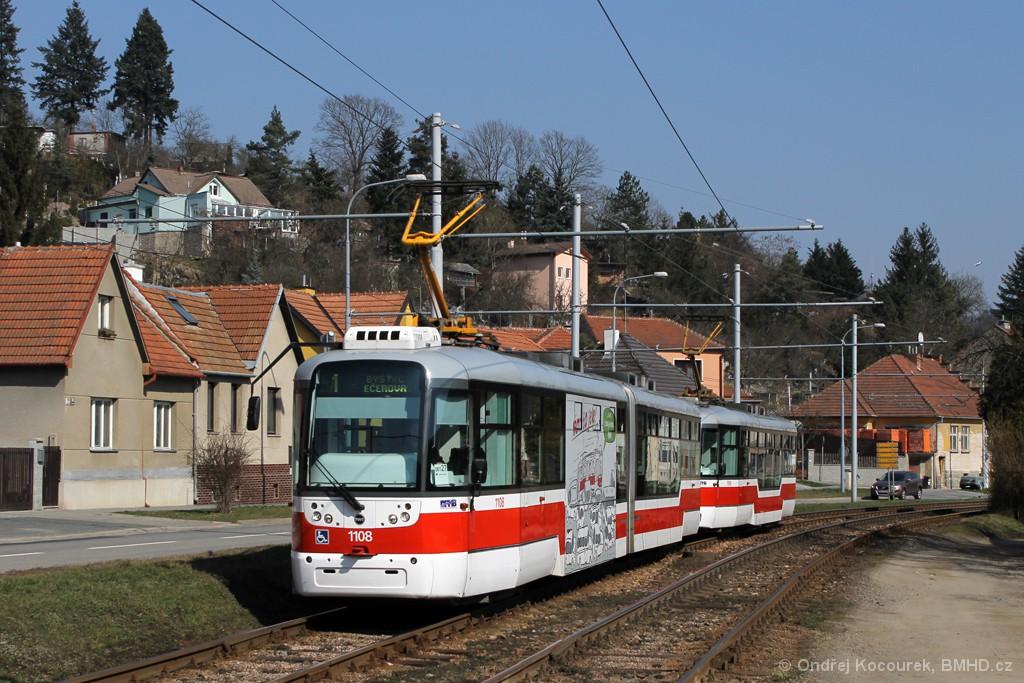 Fotogalerie » Pragoimex VarioLF2R.E 1108   Pragoimex VarioLFR.E 1598   Brno   Komín   Kníničská