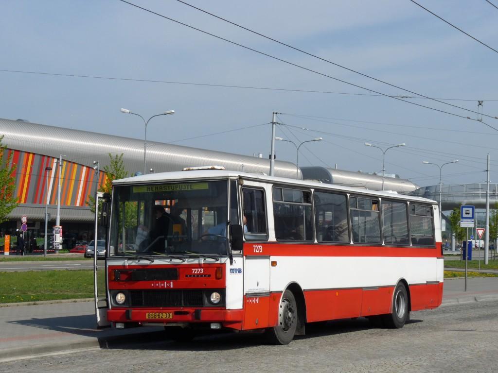 Fotogalerie » Karosa B732.40 BSB 62-30 7273 | Brno | Bohunice | Netroufalky | Nemocnice Bohunice