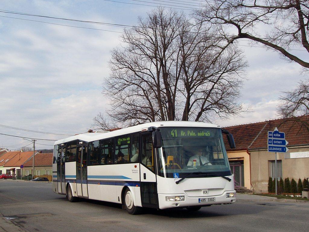 Fotogalerie » SOR BN 12 4B5 3302 | Česká