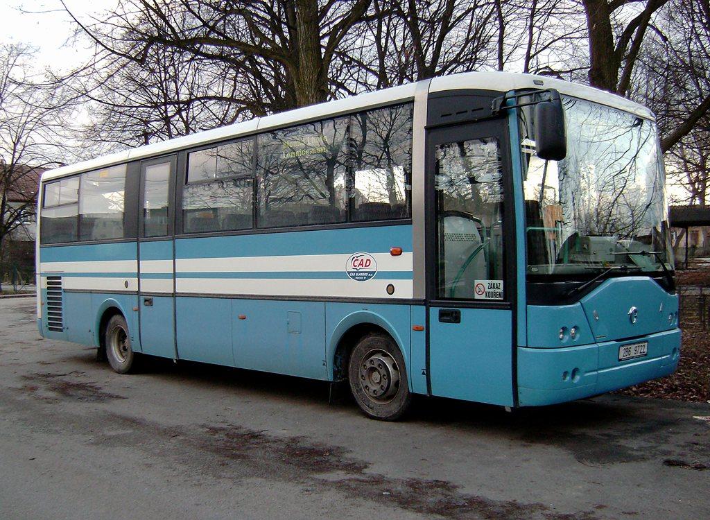 Fotogalerie » Irisbus Midway 9.7M 2B6 9722 | Újezd u Černé Hory