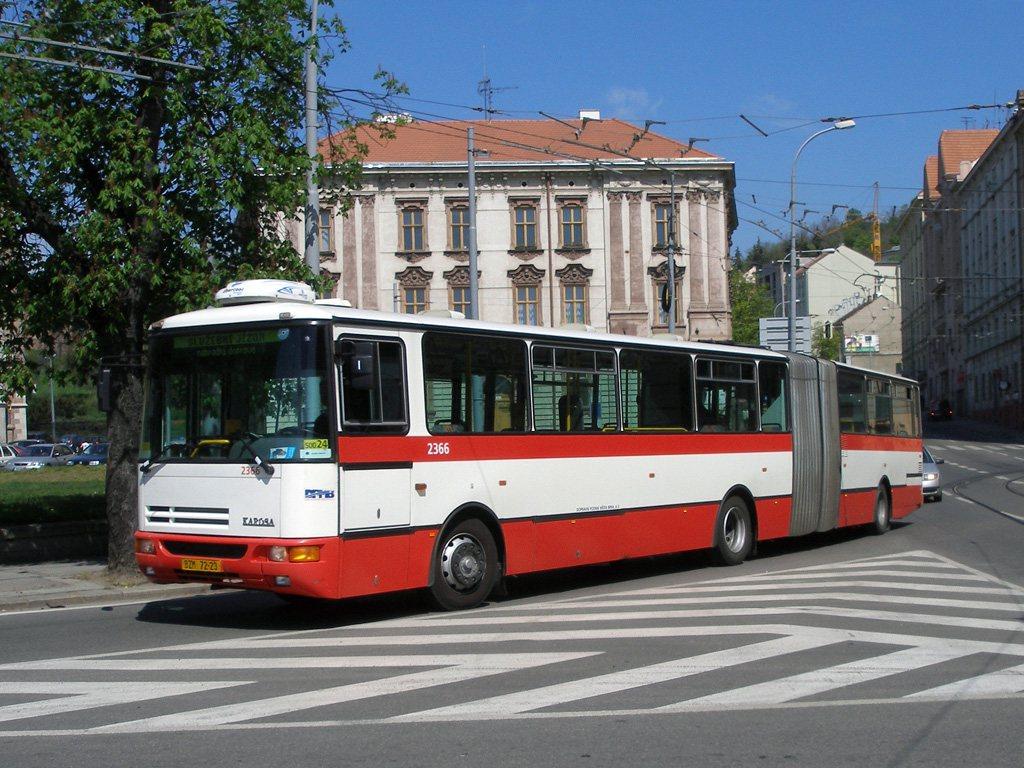 Fotogalerie » Karosa B961.1970 2366   Brno   Staré Brno   Mendlovo náměstí