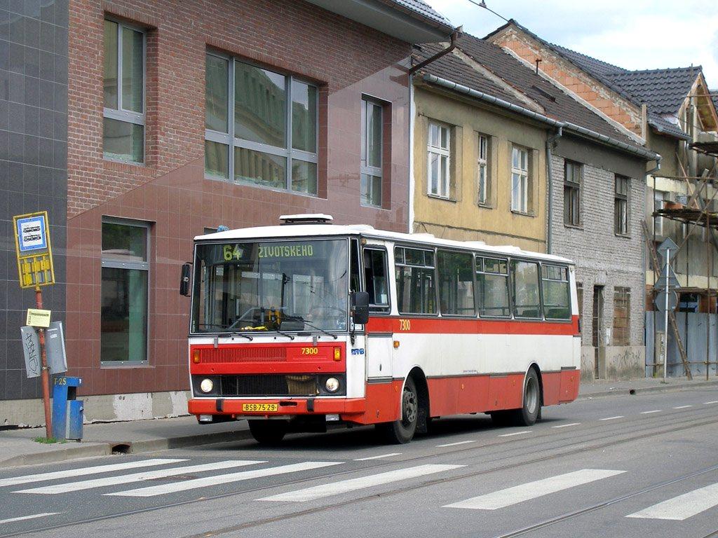 Fotogalerie » Karosa B732.1652 7300   Brno   Židenice   Táborská