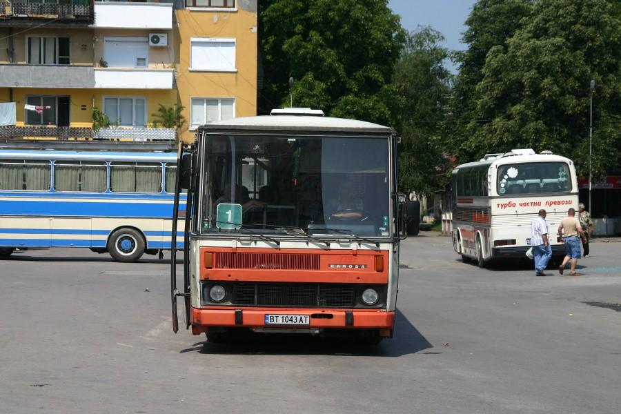 Fotogalerie » Karosa B732.1652 7297 | Gorna Orjachovica (Bulharsko)
