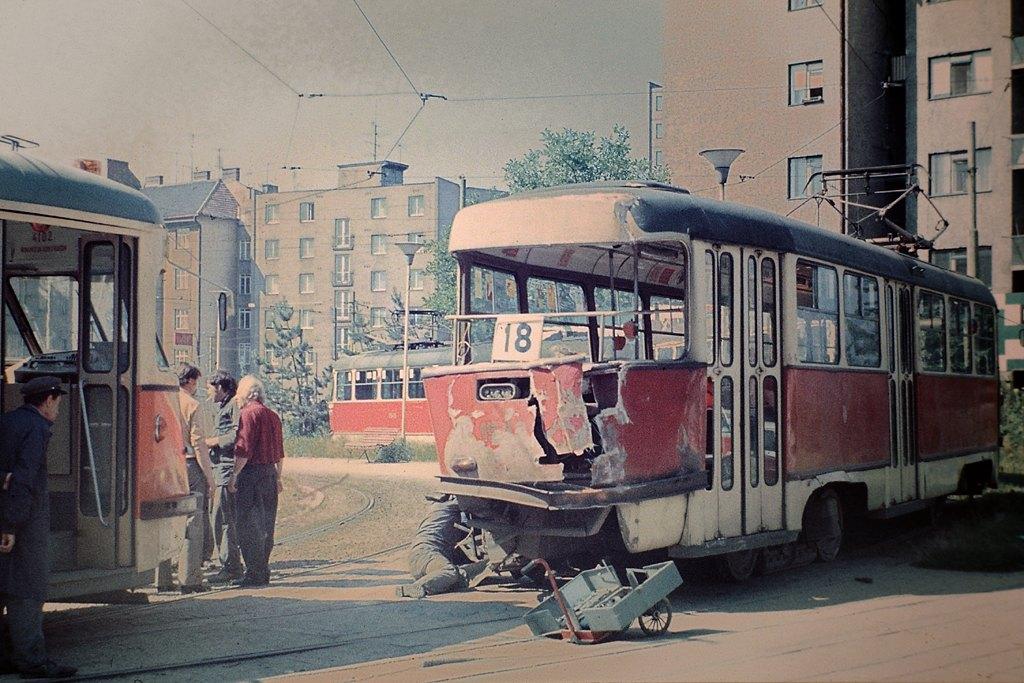 Fotogalerie » ČKD Tatra T3 1543   Brno   Staré Brno   Mendlovo náměstí   Mendlovo náměstí, smyčka