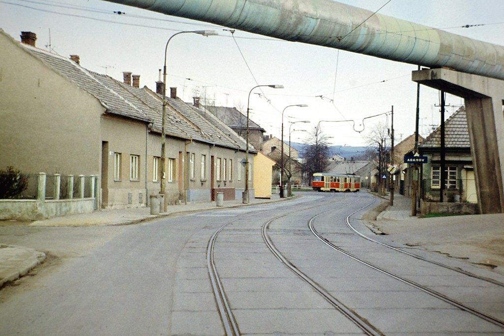 Fotogalerie » Brno   Maloměřice   Selská
