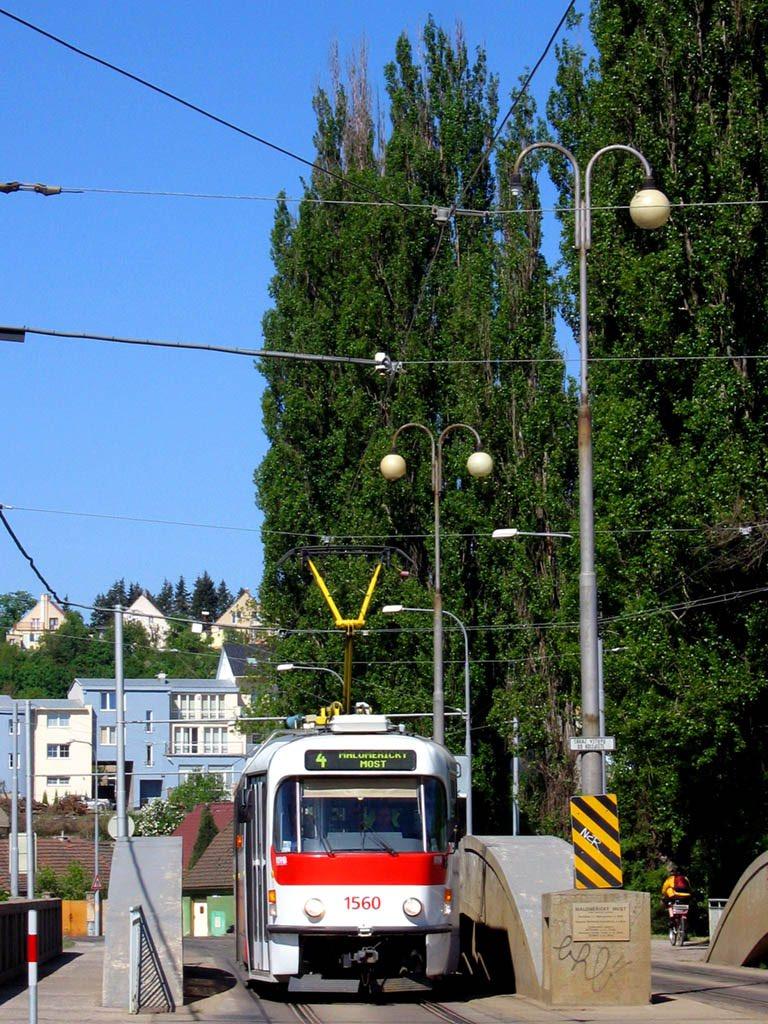 Fotogalerie » Pragoimex T3R.EV 1560 | Brno | Husovice | Valchařská