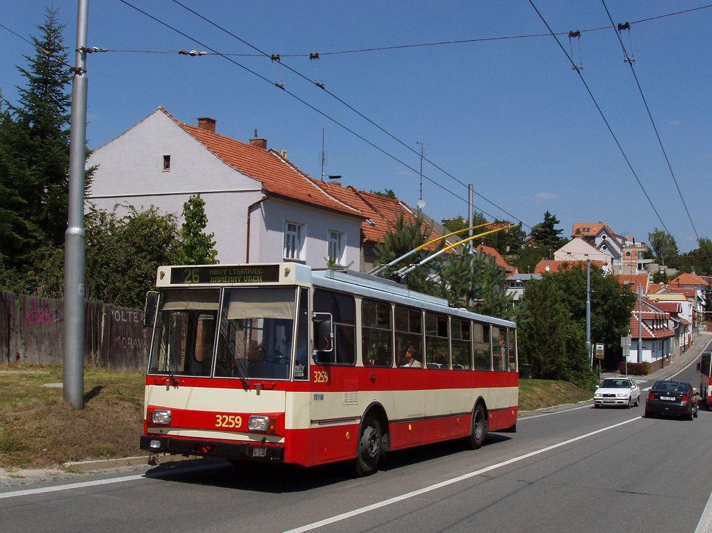 Fotogalerie » Škoda 14Tr14 3259   Brno   Nový Lískovec   Rybnická